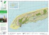 Topografische Natuur- en Recreatiekaart Terschelling_
