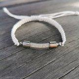 Armband met Zand van Terschelling_