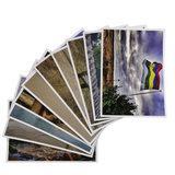 Set 10  ansichtkaarten    Terschelling_