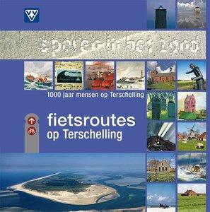 Fietsroutes op Terschelling 'Sporen in het Zand'