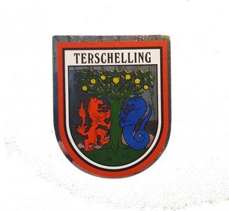 Sticker wapen van Terschelling