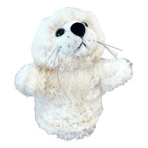 Knuffel | Zeehond handpop