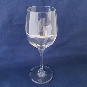 Terschellinger wijnglazen in cadeauverpakking