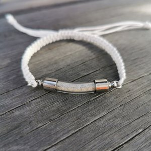 Armband met Zand van Terschelling