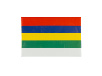 Koelkastmagneet van de Vlag