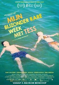DVD Mijn Bijzonder Rare Week Met Tess