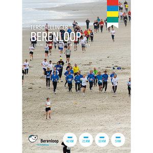 Terschellinger Berenloop route