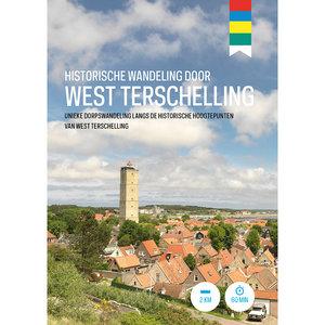 Historische wandeling door West Terschelling | Wandelroute