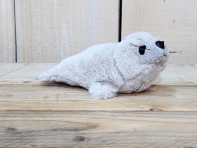 Knuffel | Zeehond Grijs (groot)