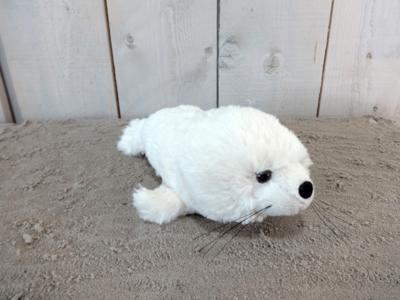 Knuffel | Zeehond Wit (klein)