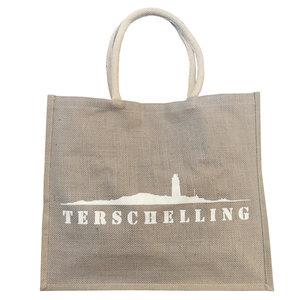 Strandtas Terschelling  | Coolgrey