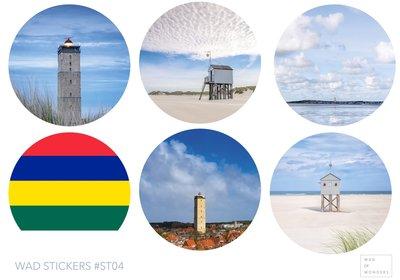 Stickers | Wad of Wonders Terschelling