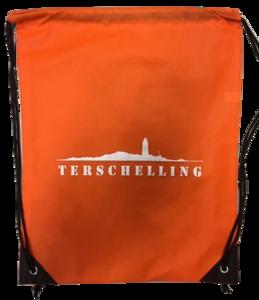 Rugtas Terschelling Oranje