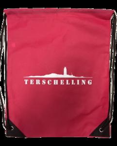 Rugtas Terschelling  | Roze