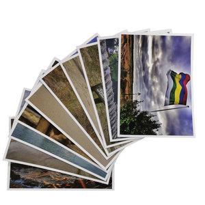 Set 10  ansichtkaarten    Terschelling