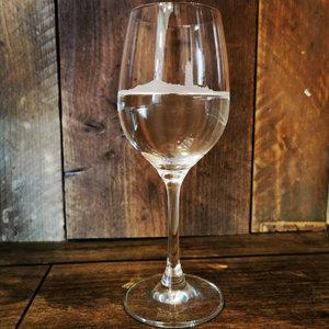 Wijnglazen  | Skyline Terschelling   (6st.) in doos