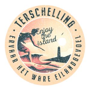 Sticker | Eilandgevoel Terschelling