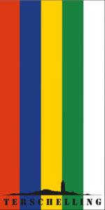 Handdoek Vlag Eiland
